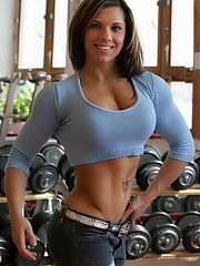 Muscle Girls