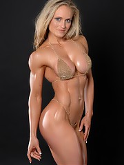 Muscle women growth fantasies.