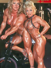 Bodybuilding girls 18+